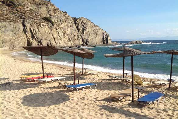 Sarti Sithonia Halkidiki Goa Beach
